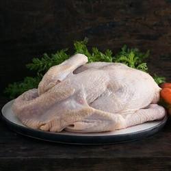百年栗园 北京油鸡大公鸡1.5kg *2件