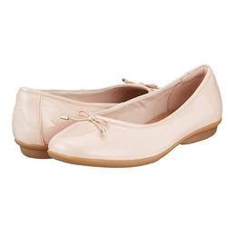 Clarks 其乐 26131515 Gracelin Blu 女士羊皮平底单鞋