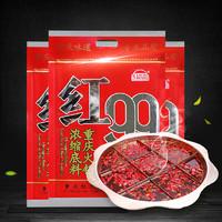 红99 牛油火锅底料 400g*3