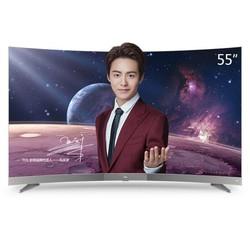 TCL 55A950C 55英寸 曲面 4K液晶电视