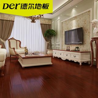 deer 德尔 传勋系列 实木复合地板 (栎木)