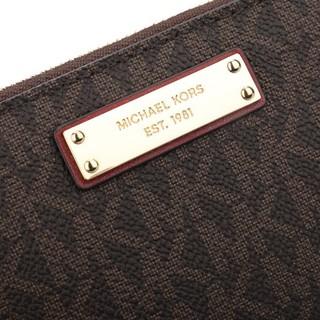 MICHAEL KORS MK MONEY PIECES系列 32S7GTTE9B 女士长款钱包