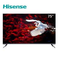 Hisense 海信 H75E7A 75英寸 4K 液晶电视