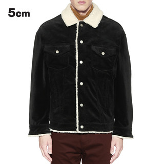5cm 5厘米 7133F8B 男士加绒外套