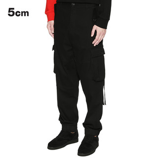 5cm 5厘米 6111F8B 男士简约工装裤