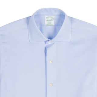 Brooks Brothers 布克兄弟 1000045412 男士正装衬衫 亮粉色 14/H/3