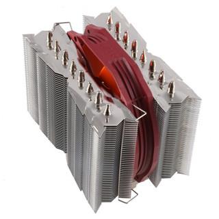 Thermalright 利民 银风 Arrow T8 CPU散热器(8热管双塔)