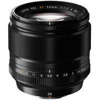 FUJIFILM 富士 XF56mm F1.2 R 中远摄定焦镜头