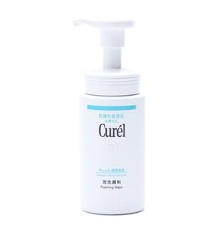 Curel 珂润 基础护肤系列 洁颜泡沫 150ml