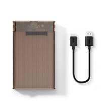 UNITEK 优越者 Y-3036 移动硬盘盒 USB3.0 可换线