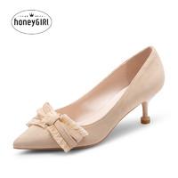 honeygirl HG18FA206XT872 女士百搭细跟高跟鞋