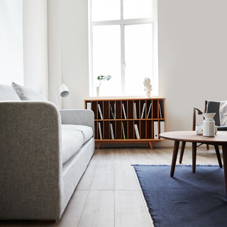 及木家具 DG022 北欧简约书柜