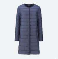 UNIQLO 优衣库 409117 女士轻型羽绒便携式大衣