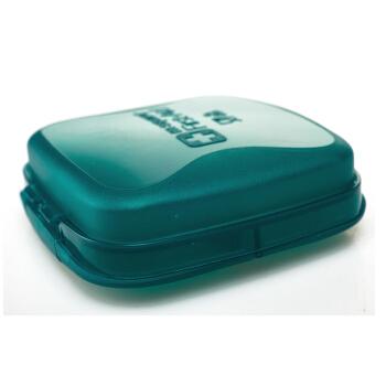 m square 旅行美学 S151610 旅行随身分药盒 蓝色单盒