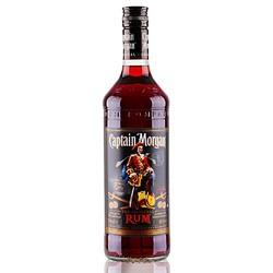 Captain Morgan 摩根船长 牙买加黑朗姆酒 700ml