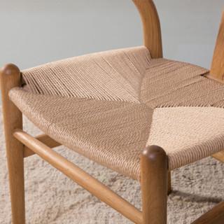 爱家佳 ZJ4661 实木中式靠背椅