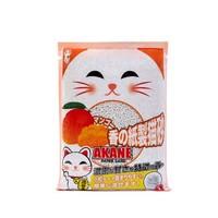 AKANE 小茜 宠物猫砂 纸砂 芒果味 7L *5件