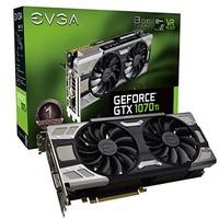 EVGA GeForce GTX 1070 Ti FTW ULTRA SILENT GAMING 显卡