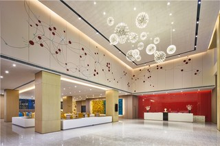 上海三甲港绿地铂派酒店
