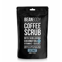 BEAN BODY 咖啡磨砂膏 椰子款 220g*2
