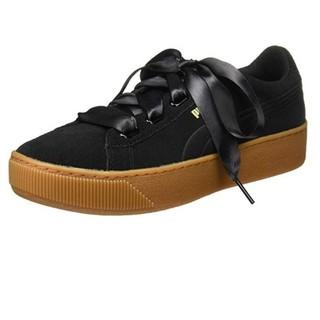 PUMA 彪马 Vikky Platform Ribbon 364979 女子休闲板鞋