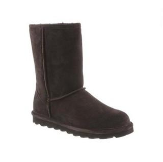 BEARPAW 1962W-205 女士经典羊毛中筒靴