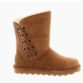 BEARPAW 女士经典羊毛中筒靴 *2件
