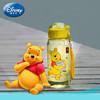 无忧乐 儿童吸管杯 400ML 黄色维尼 9.9元包邮(需用券)