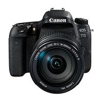 Canon 佳能 EOS 77D 单反相机 套机(EF-S 18-200 IS)