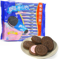 Oreo 奥利奥 草莓味 夹心饼干