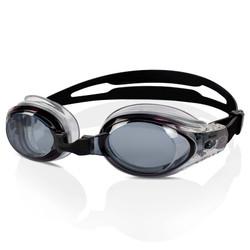 SPEEDO 速比涛 8-027580311 高清防雾防水泳镜  黑色 舒适大框 *3件
