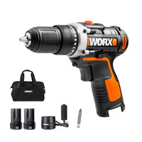 WORX 威克士  WX128.7 家用电钻 双电升级版