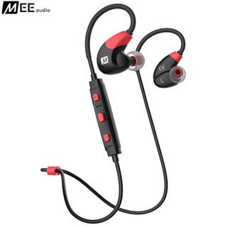 MEElectronics 迷籁 X7 无线蓝牙运动耳机 红黑