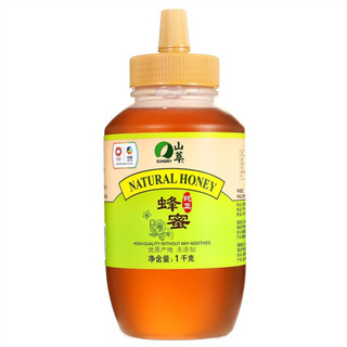 中粮 山萃 蜂蜜 1000g(瓶装)