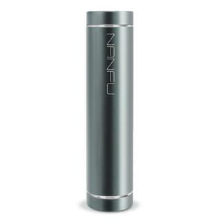 南孚NF-N25深空灰迷你应急充电宝 便携迷你超薄充电宝 2500毫安迷你小型移动电源 通用苹果安卓