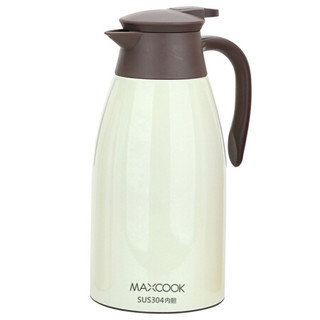 maxcook 美厨 MCB390 不锈钢真空保温壶 2L