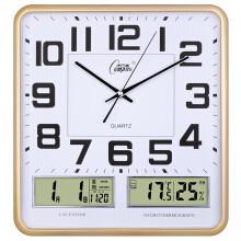 Compas 康巴丝 万年历多功能挂钟 C2983 16英寸