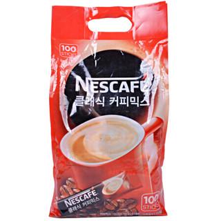 Nestlé 雀巢 经典三合一速溶咖啡 12g*100条