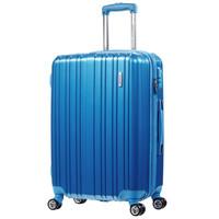 AMERICAN TOURISTER 美旅 MUNICH 79B 万向轮拉杆箱 24英寸 蓝色