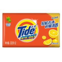 汰渍 全效360度无磷洗衣皂 柠檬清香