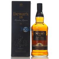 Dewar's 帝王18年调配苏格兰威士忌 750ml