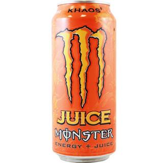 Monster Energy 鬼爪  混合能量果汁功能饮料 473ml