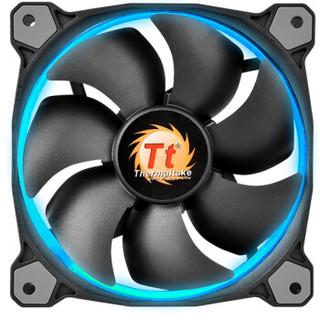 Thermaltake 曜越 CL-F042-PL12SW-A 风扇(256色/液压轴承/强化减震系统/静音技术/LED导光圈)
