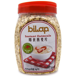 Bilap 比纳 即食燕麦片 1kg