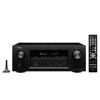 DENON 天龙 AVR-X2200W 家庭影院 7.2声道 功放