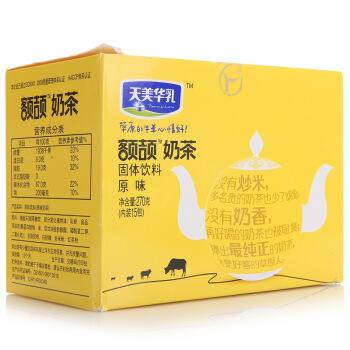 天美华乳 额颉奶茶 固体饮料 原味 270g
