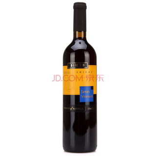 James Vineyard  詹姆士酒庄 Bin18西拉干红葡萄酒 750ml *13件