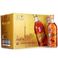 和酒 金色年华8年陈 特型半干黄酒 500m*12瓶