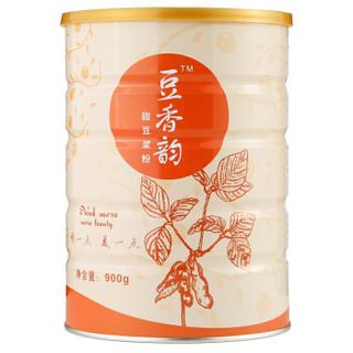 豆香韵 甜豆浆粉 冲饮罐装 900g