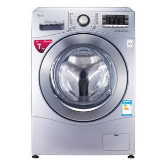 LG WD-H12426D 变频滚筒洗衣机 7kg